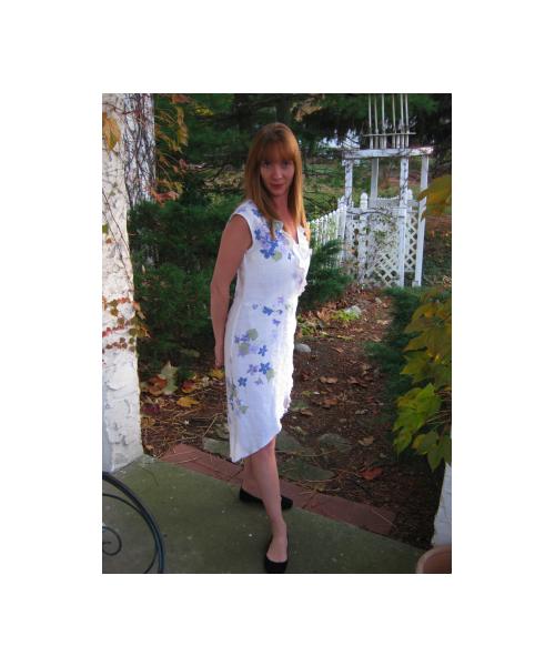 tablecloth dress